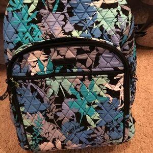 Vera Bradley never used backpack